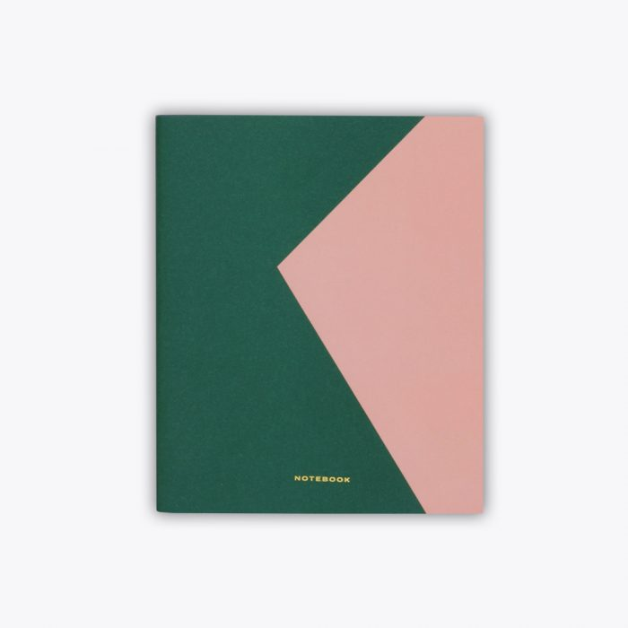 Color Block Notebook