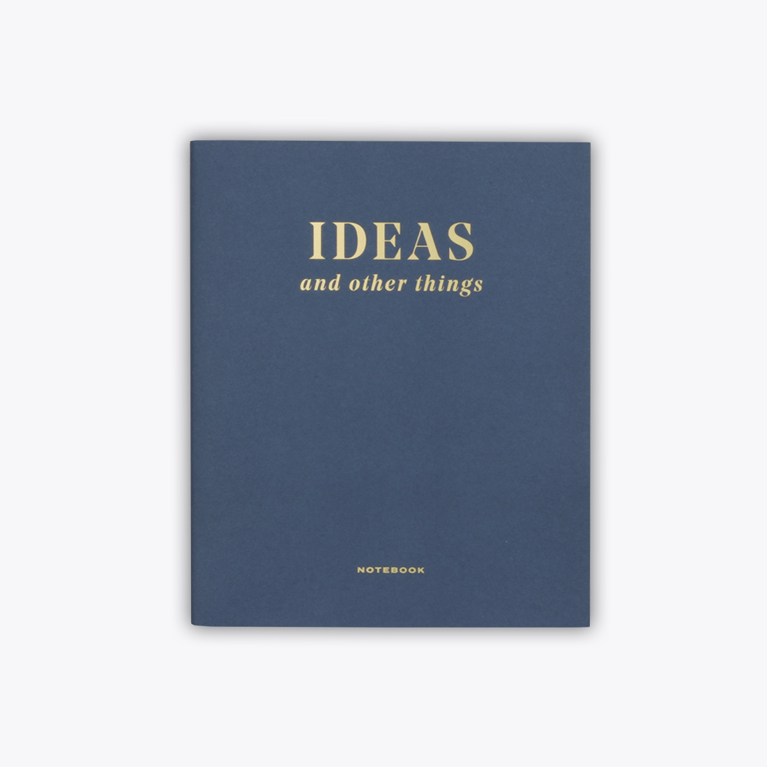 Ideas and Other Things Notebook