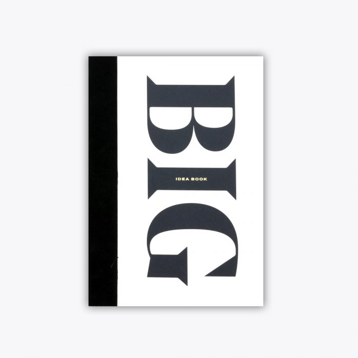 Big Idea Sketchbook Front Cover