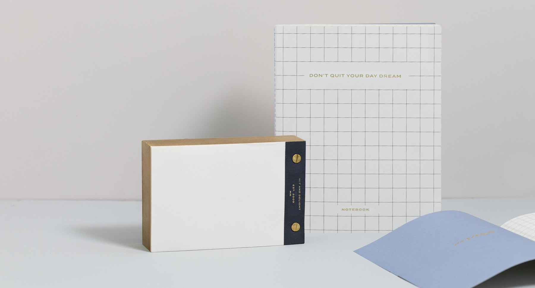 Wit & Delight stationery collection
