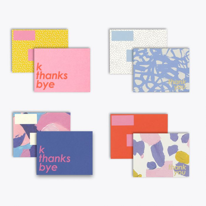 Ashley Mary Thank You Card Set