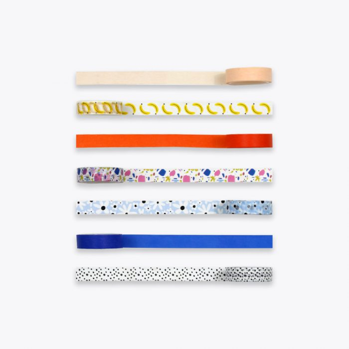 Washi Tape Set by Ashley Mary