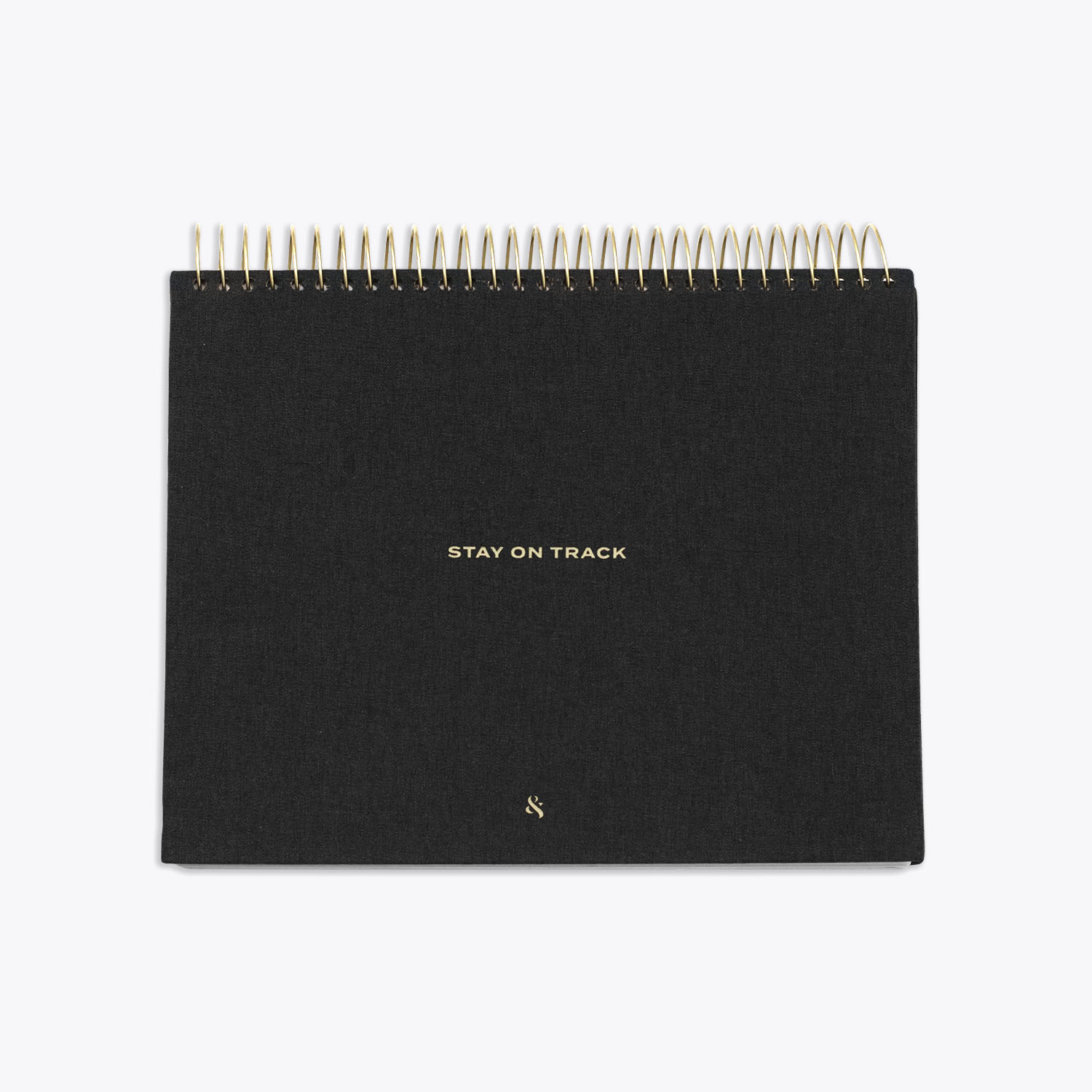 Wit and Delight Stay on Track Desktop Notepad Organizer