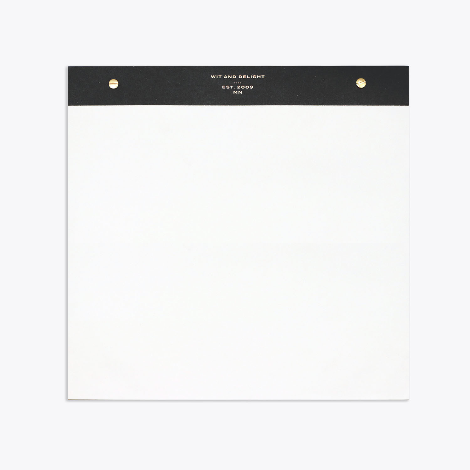 Wit and Delight Large Desktop Notepad